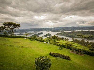 Η θέα της Λίμνης Μπουνιόνι