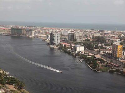 Η πρωτεύουσα της Νιγηρίας, το Λάγκος.