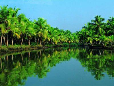 Οι υδάτινοι δρόμοι της Κεράλα.