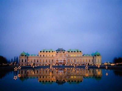 Belvedere, Wienna, Austria