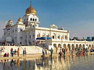 Gurudwara Bangla Sahib Sikh temple, Delhi, India