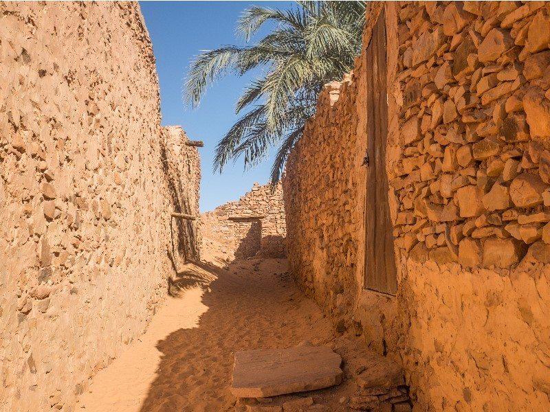 Μαυριτανία που χρονολογείται