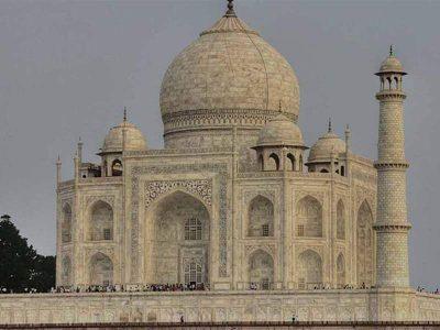 Taj Mahal, Delhi, India