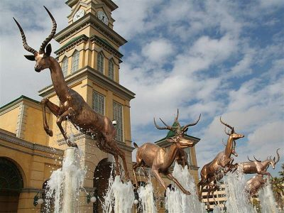 Gold reef city, South Africa