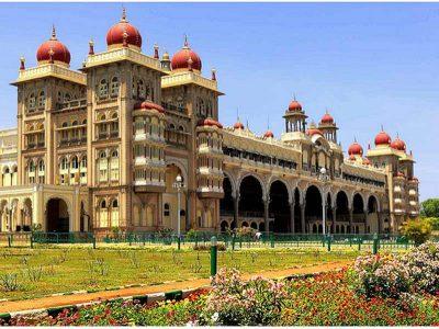 Palace, Maysor, India