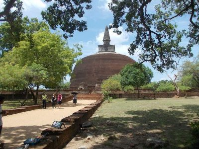 Ancient city Polonnaruwa, UNESCO World Heritage Site
