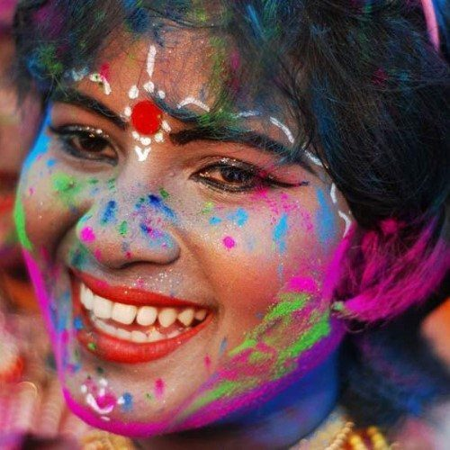 Holi Festival, Jaipur, India