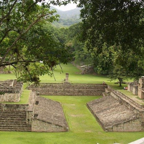Copan archaeological site