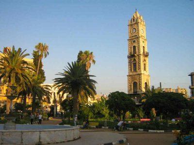 Square of Tripoli, Lebanon.