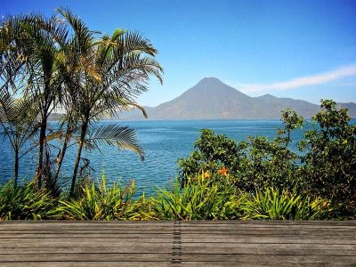 Atitlan lake, Guatemala.