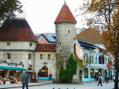 Εσθονία-Ταλίν-Παλιά-πόλη