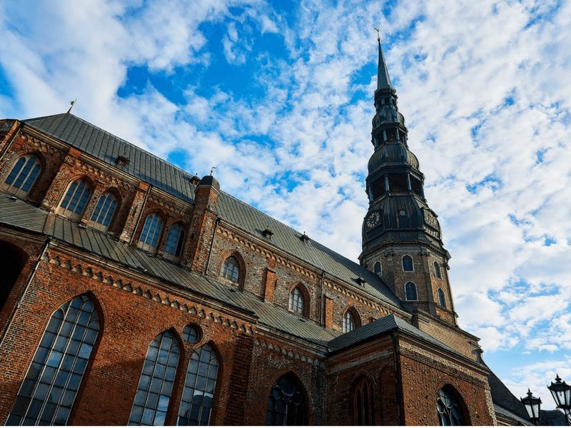 Λετονία-Ρίγα
