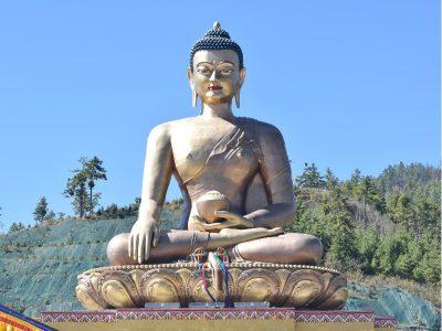 Bhutan, Buda