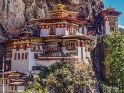 Bhutan-Tigers Nest