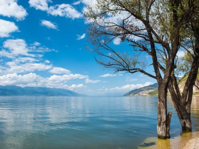 China-Dali-Lake Erhai