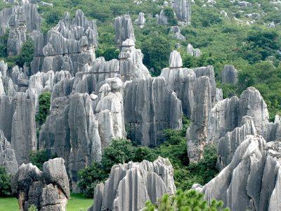 China-Kunming-Stone Forest