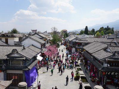 China-Lijiang-Old Town