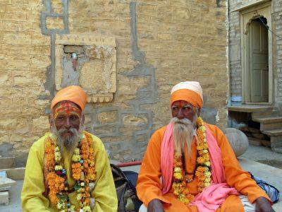 India-Jodhpur-People