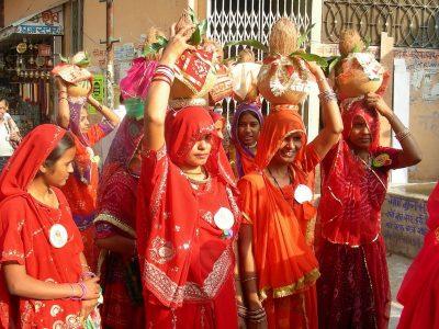 India-Pushkar-Photo Tracy Hunter-Flickr-Commons Wikimedia-Faces and colours at Pushkar Fair