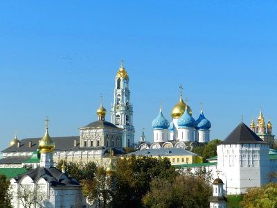 Russia-Sergiev Posad or Zagrosk