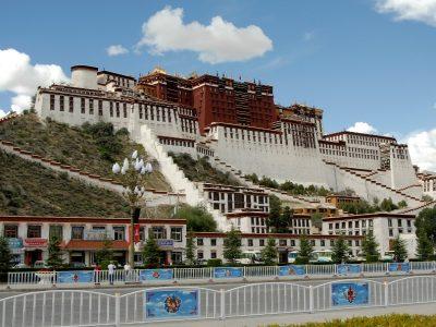 Tibet-Lhasa-Monastery