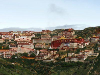 Tibet-Monastery Gaden
