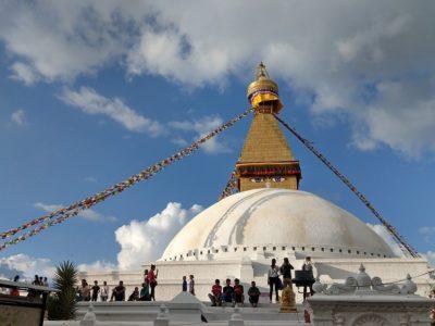Nepal-Bodnath-Stupa