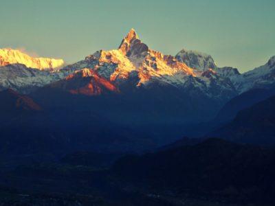 Nepal-Sarangkot Sunrise