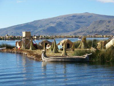 Peru-Lake Titicaca