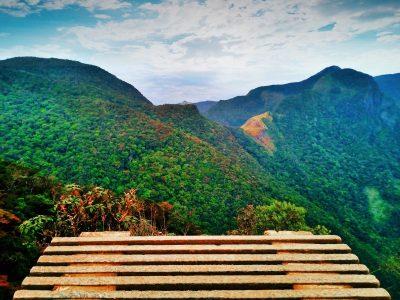 Sri Lanka-National Park Horton-Worlds End