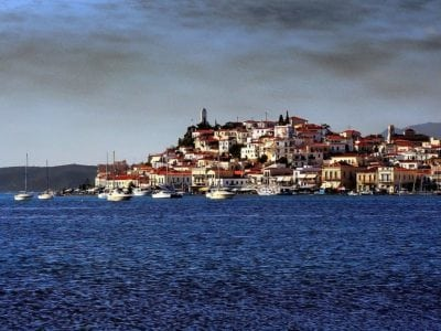 GREECE, POROS, Photo: Vlahos Vaggelis/Wikimedia Commons