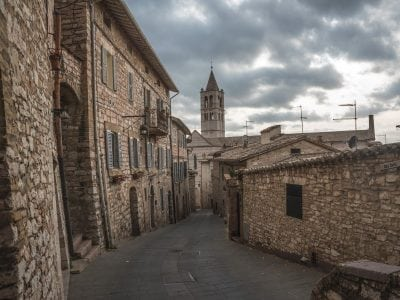 Italy-Assisi