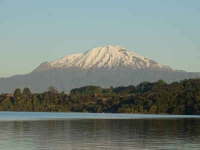 Chile- Llanquihue Lake