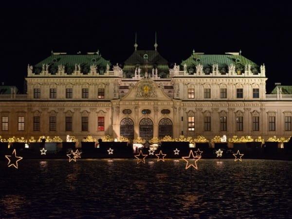 Austria-Vienna-Belvedere Palace