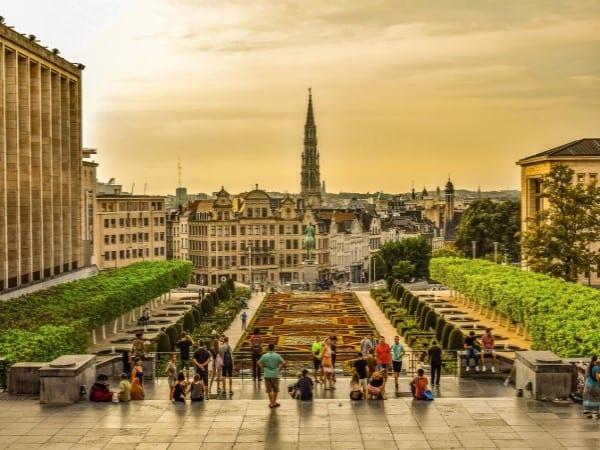 Belgium-Brussels-Grand Place