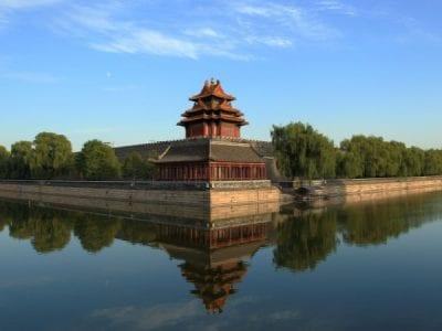 China-Beijing-Forbidden City