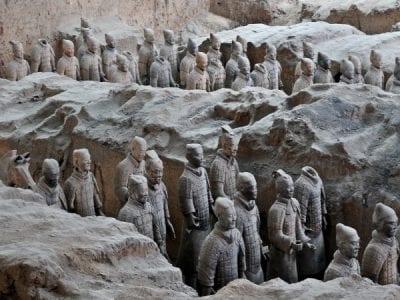 China-Xian-Terracotta Army