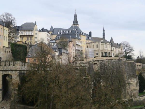 Luxemburg-Old city