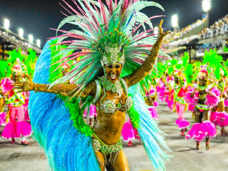 Brazil-Rio-Karneval/Alex Ferro