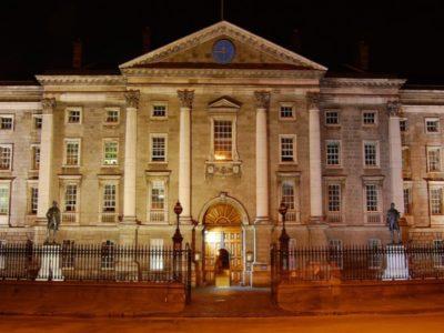 Ireland-Dublin-Trinity College