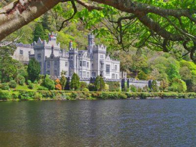 Ireland-Kylemore Abbey