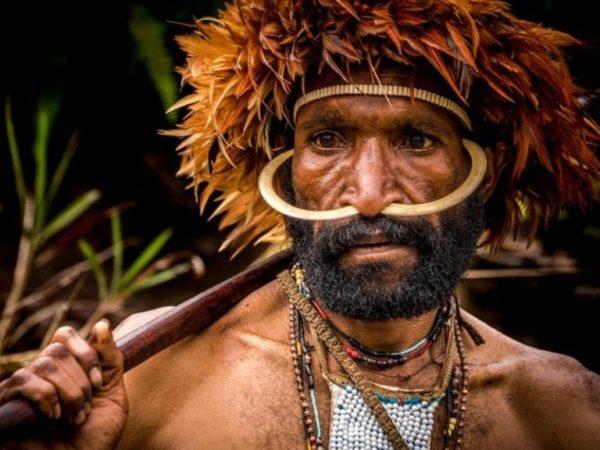 Indonesia 8. Dani Tribe
