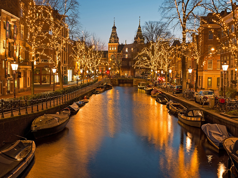Holland-xmas