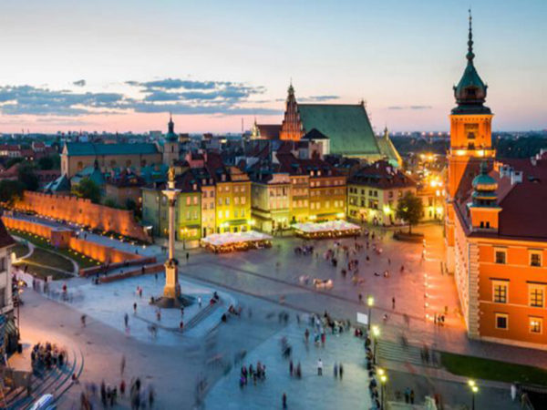 Poland-Warsaw