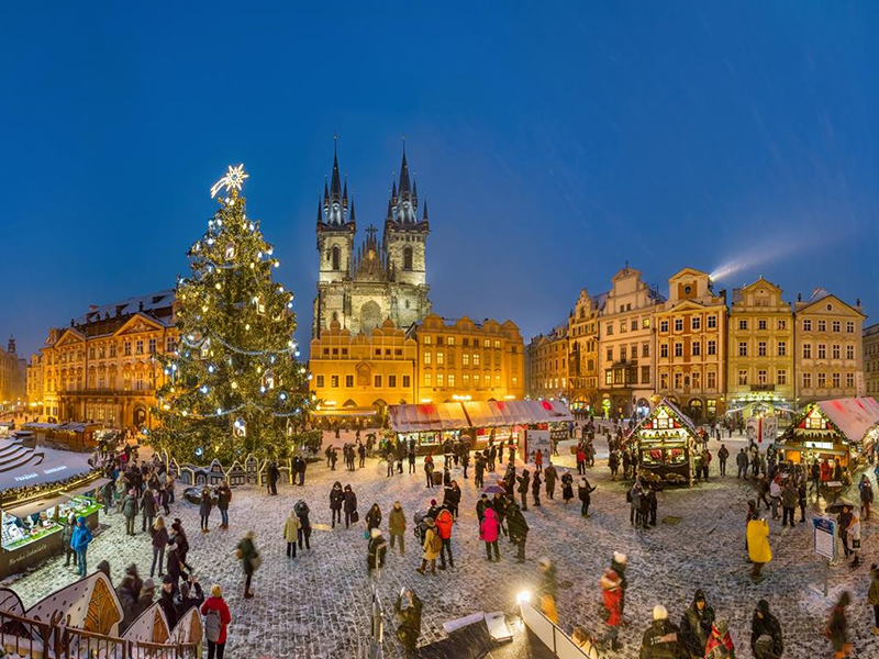 Prague-xmas